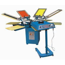 SPM series Manual Textile Screen Printer